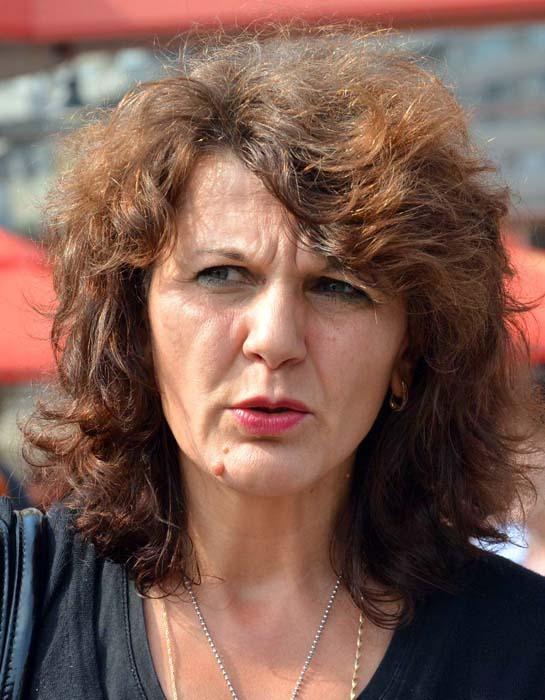 Angelica Platon, director Asociația Surzilor, Bihor