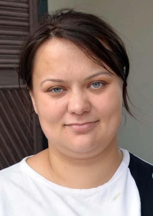 Mihaela Peteleu-Miu, localnică Rieni