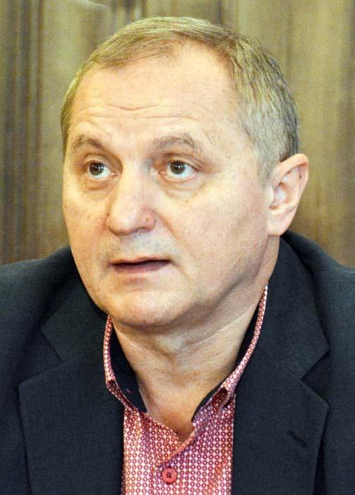 Ovidiu Gavra, șeful Companiei de Apă Oradea
