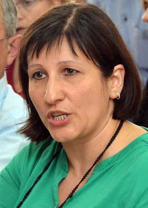 Liana Lezeu, inginer chimist