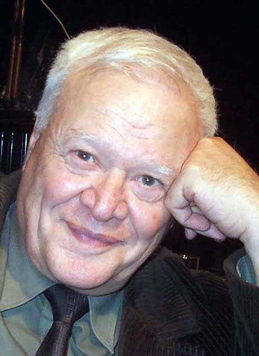 Mircea Bradu, om de cultură din Oradea, fost director al Teatrului de Stat