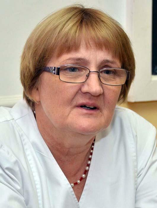 Edina Szabo, medic radioterapie Oradea