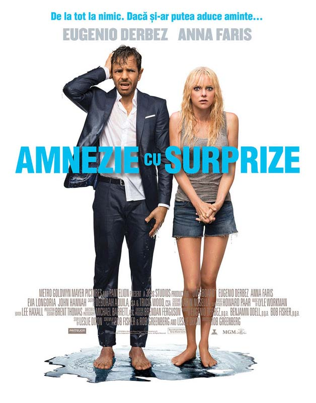 Filmul Amnezie cu surprize