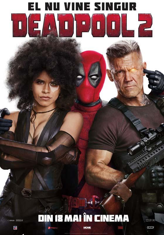 Filmul Deadpool 2