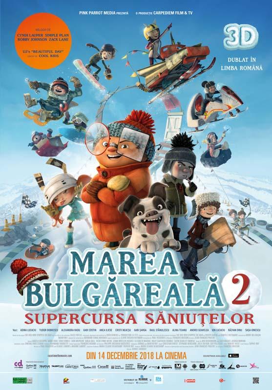 Filmul Marea bulgăreală 2