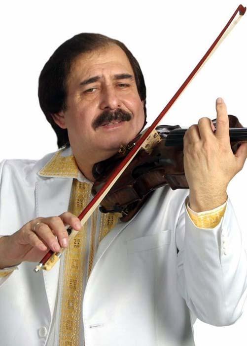 Nicolae Botgros, lider orchestră de muzică populară Lăutarii din Chișinău