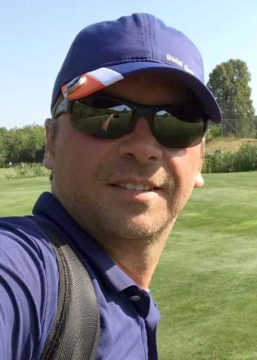 Călin Păcurar, organizator UAMT Golf Cup