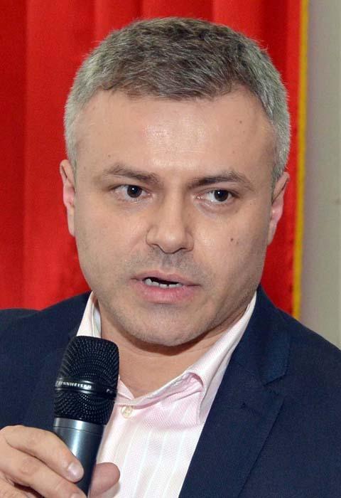Lucian Popa, director Direcţia Patrimoniului Imobiliar Oradea
