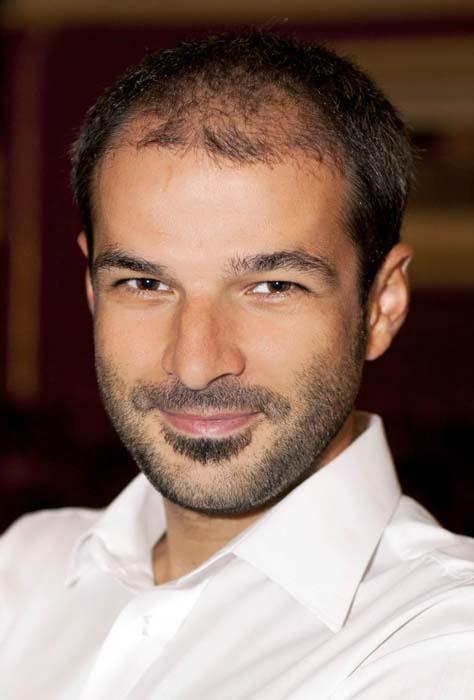 Florian Silaghi, actor Teatrul Arcadia