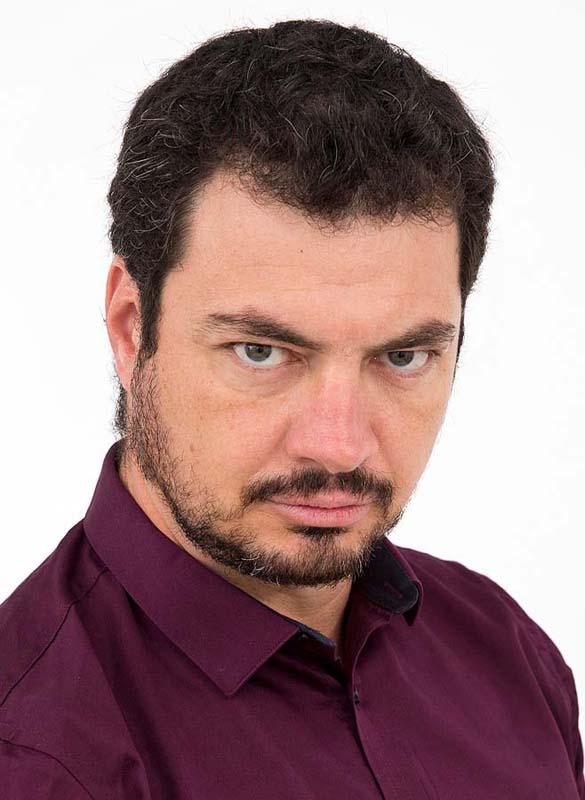 actor Sorin Ionescu
