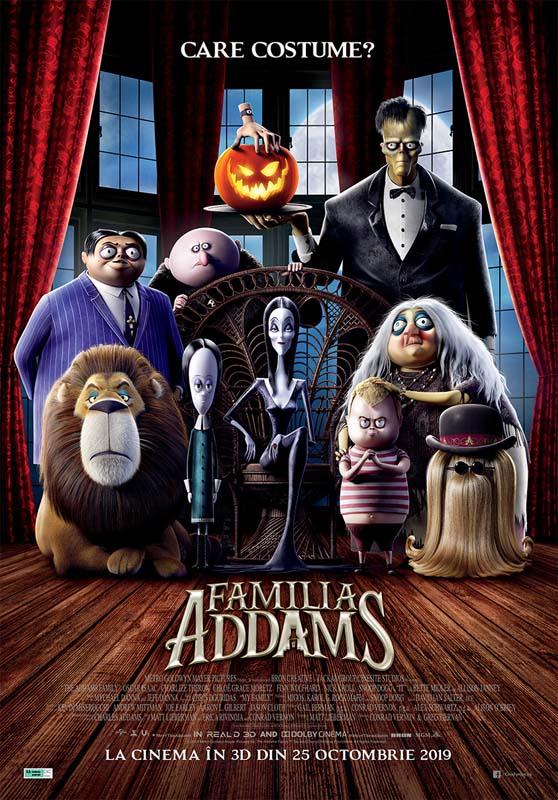 Familia Adams, film
