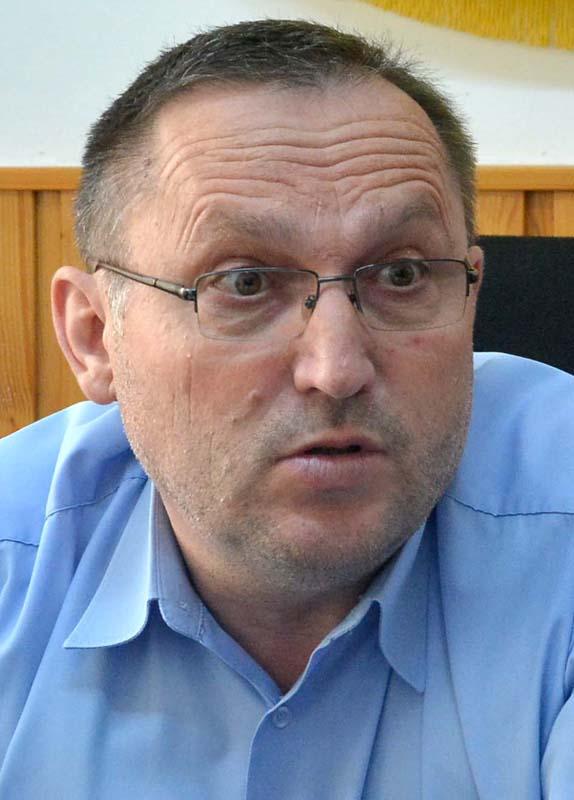 Primarul din Sălard, Nagy Miklos
