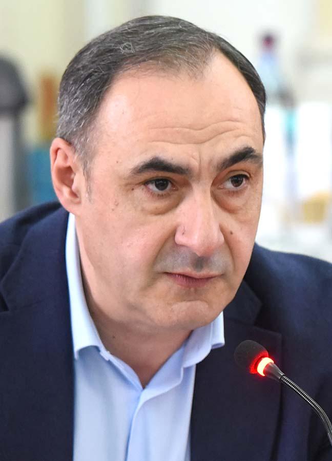 Călin Gal, PNL, vicepreședinte Consiliul Județean Bihor