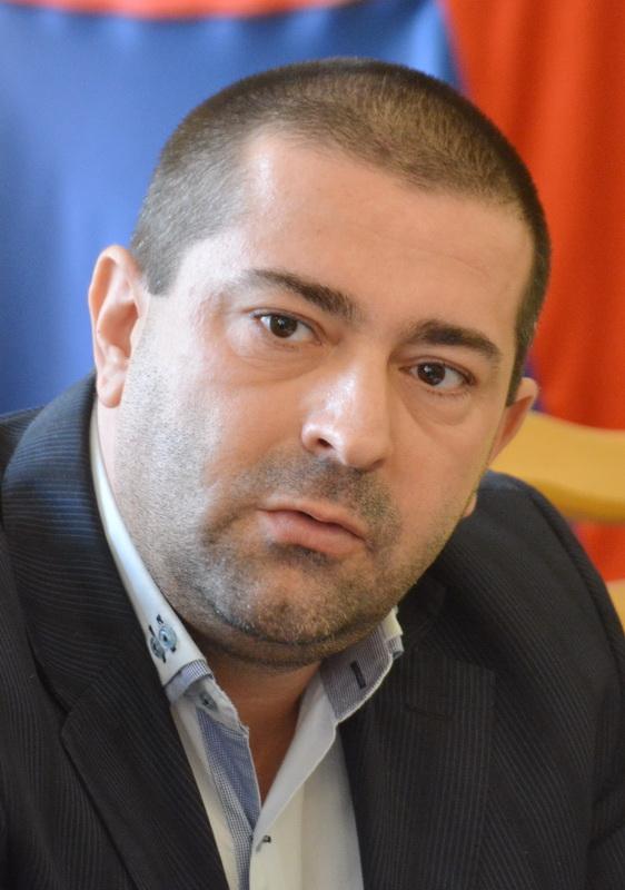 Dacian Foncea, director financiar Spitalul Municipal