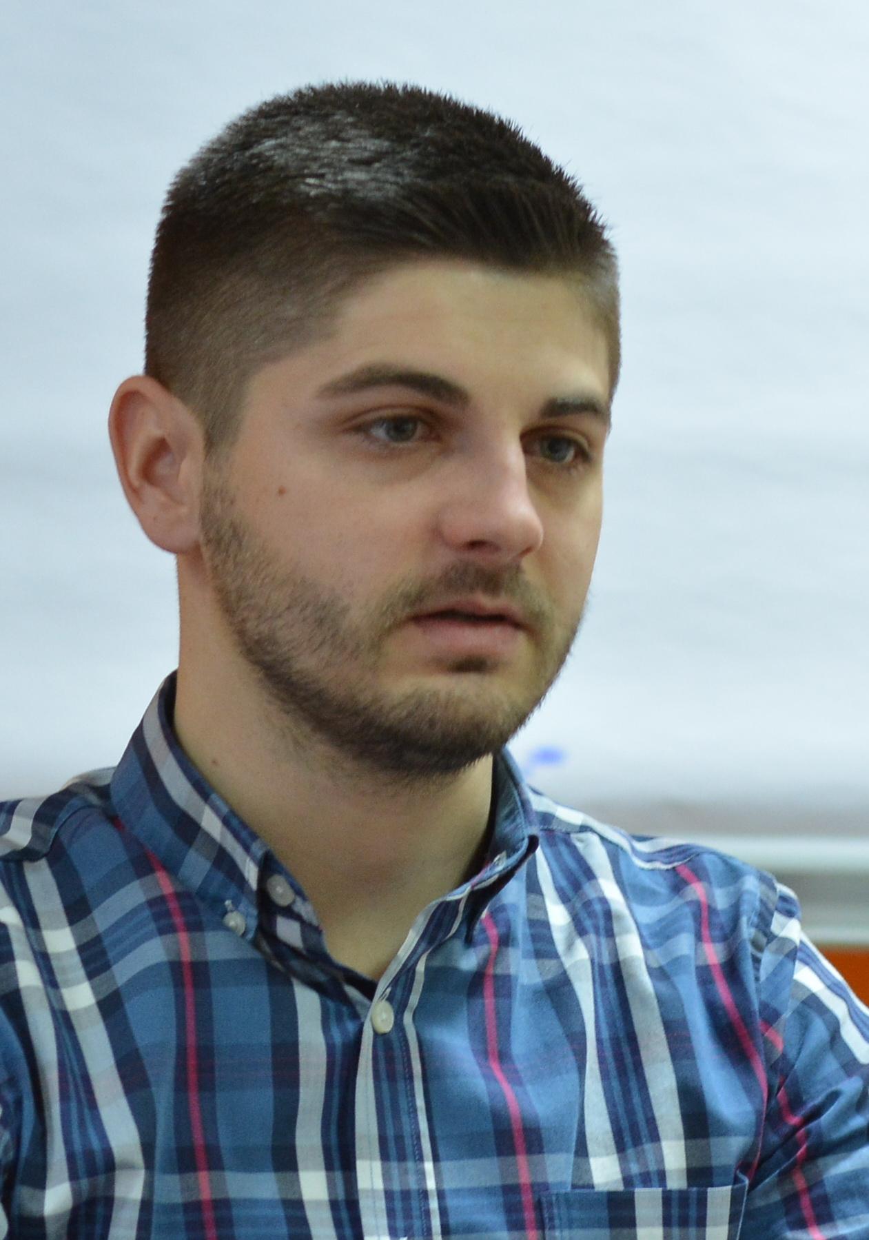 Dan Sebastian Oprea, angajat Celestica