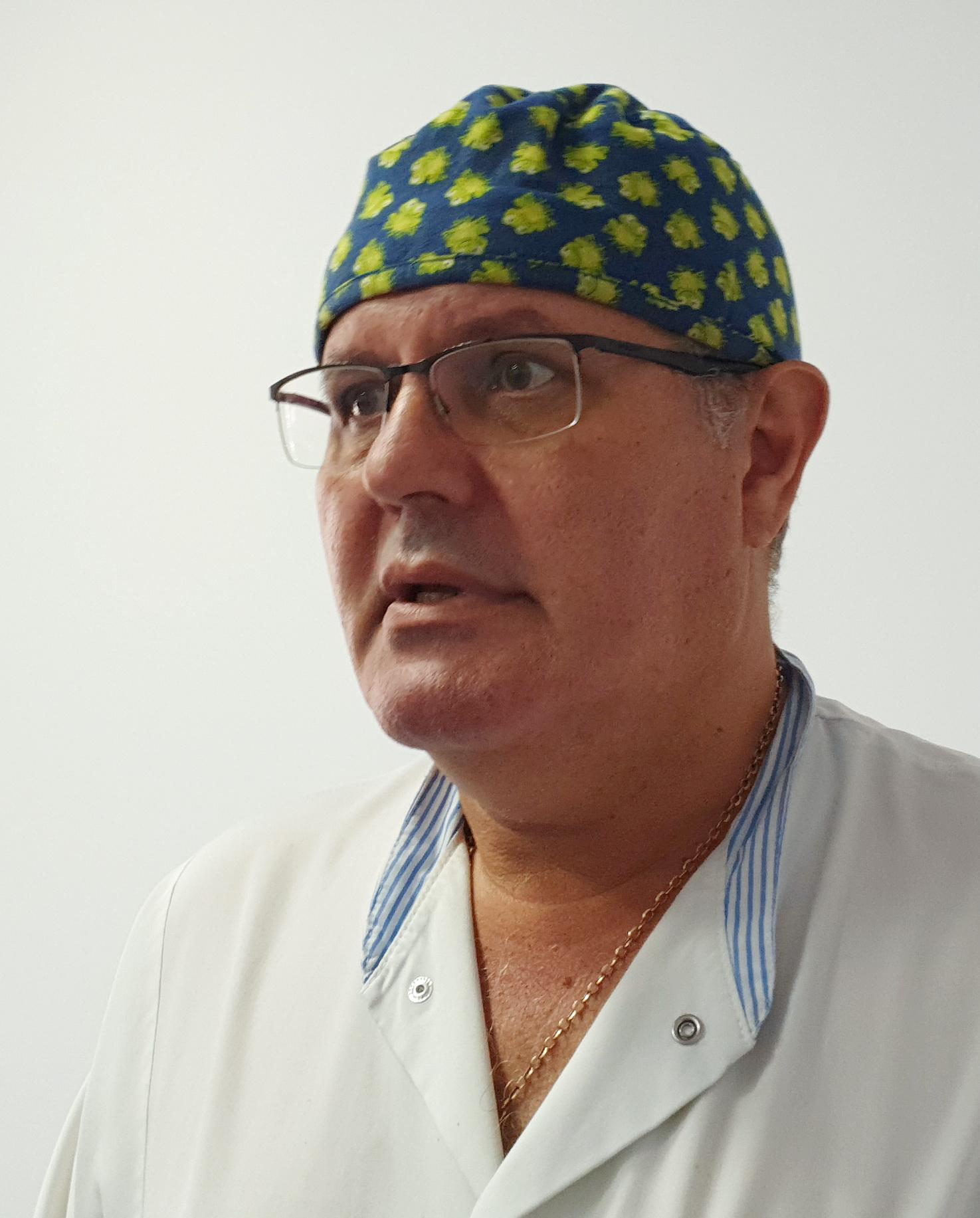 Daniel Băloiu, medic Oradea