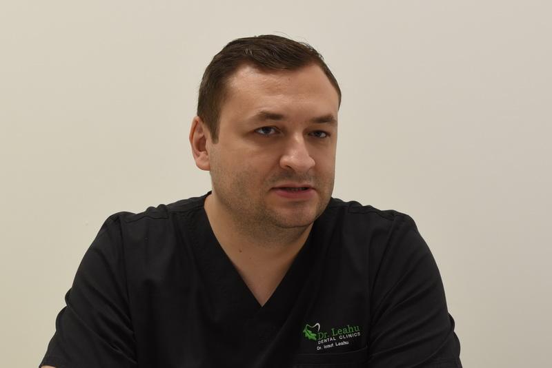 Dr Ionuţ Leahu