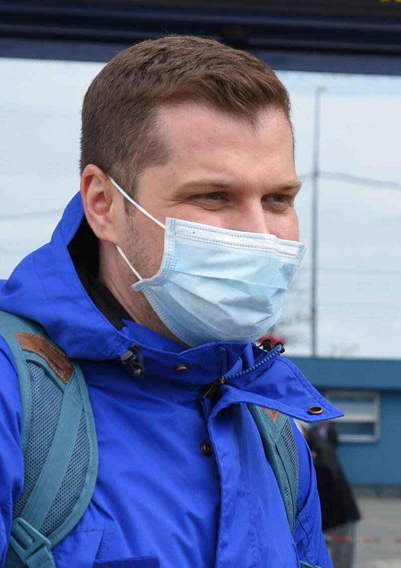 Dragoș Botea, medic ATI Oradea