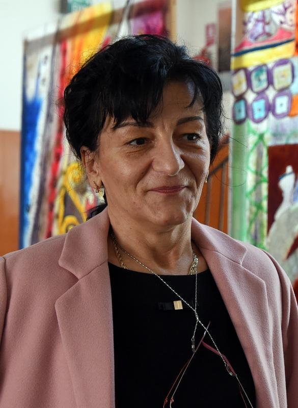 Mihaela Bondar, Liceul de Artă