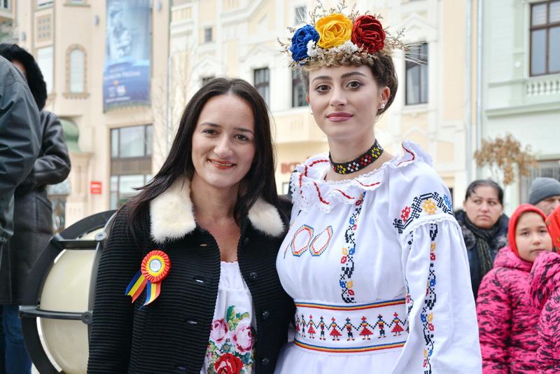 Rebeca Cotrău şi Georgiana Silaghi