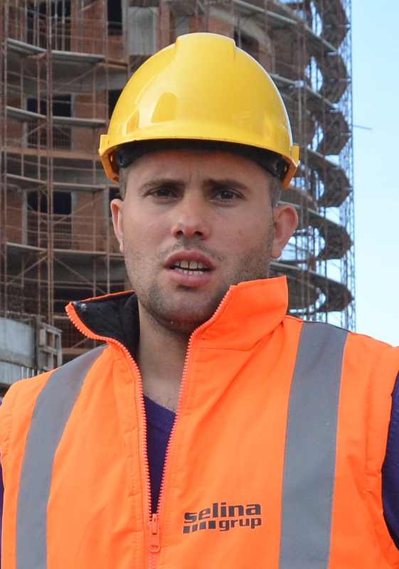 Ștefan Marius Florin, inginer Selina