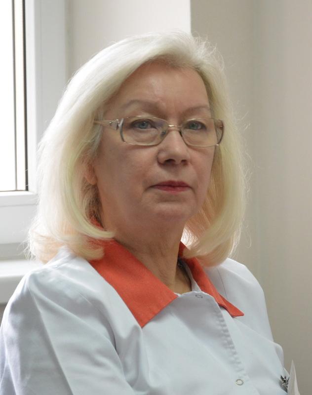 Valeria Filip, șefa secției de Neonatologie a Spitalului Județean
