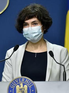 Andreea Moldovan, secretar de stat în Ministerul Sănătăţii