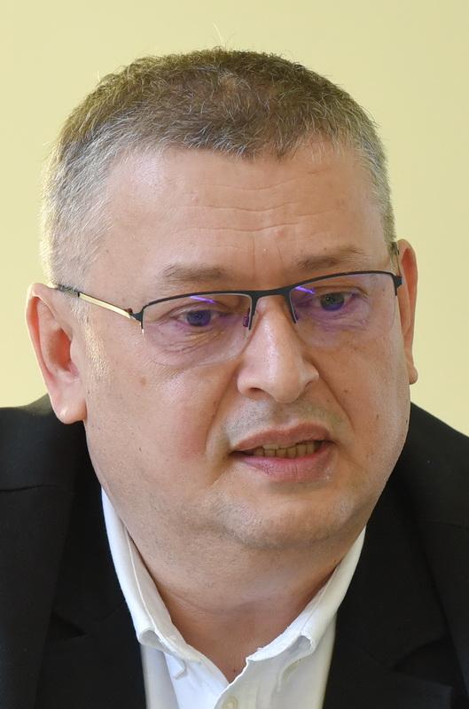 Aurel Căuş, Senatul Universităţii din Oradea