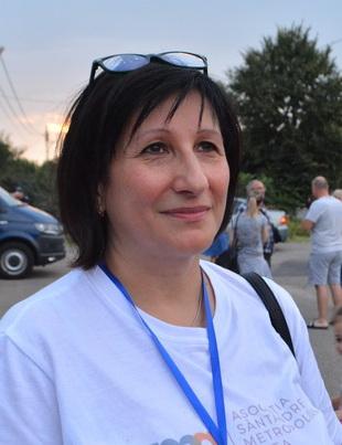 Carmen Lezeu, preşedinta Asociaţiei Sântandrei Metropolitan Area