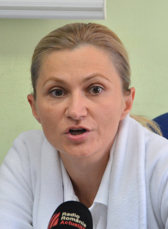 Anca Hnatiuc, doctor Spitalul Municipal Oradea