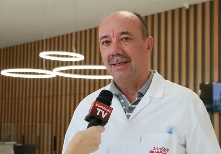 dr. Marius Căprar, director medical President Medcenter