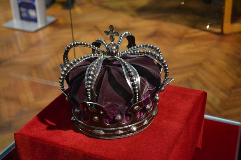 coroana de oțel a Regelui Ferdinand