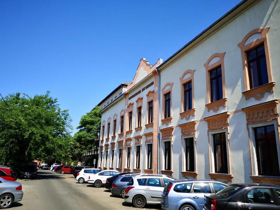 Facultatea de Construcții, Cadastru și Arhitectură, Universitatea din Oradea