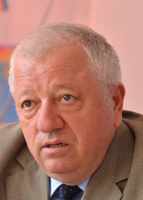 Gheorghe Troie, director Şcoala Bălcescu