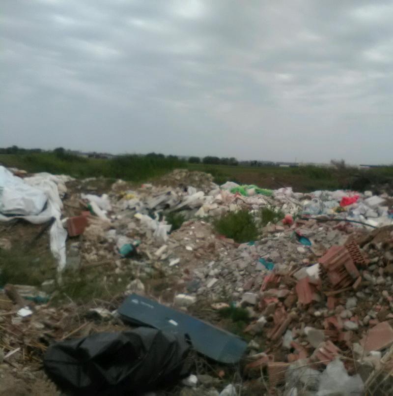 Groapă de gunoi în Bihor