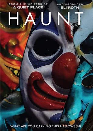 """Poster filmul """"Haunt"""""""