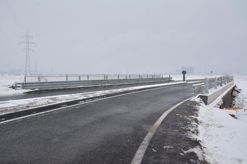 Pod pe drumul de Santandrei