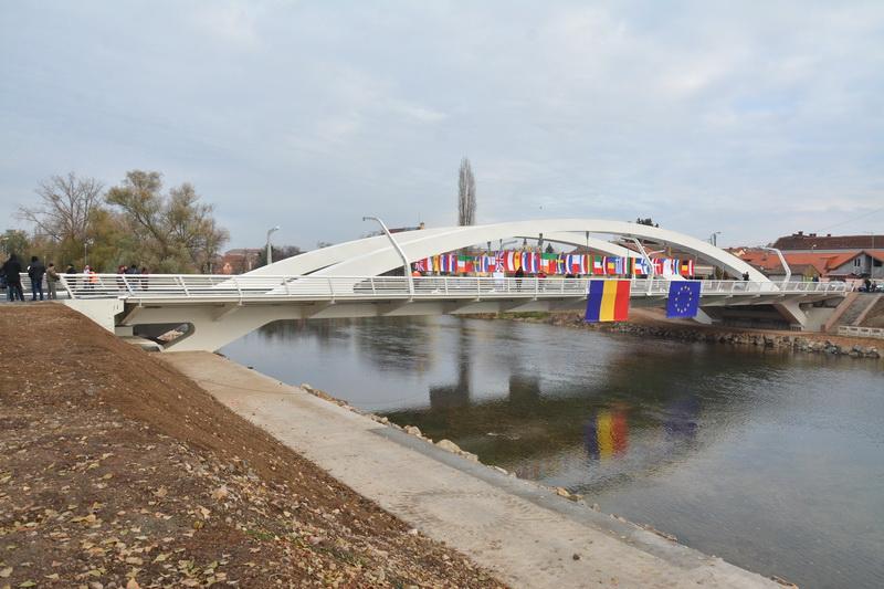 Podul Centenarului, Oradea