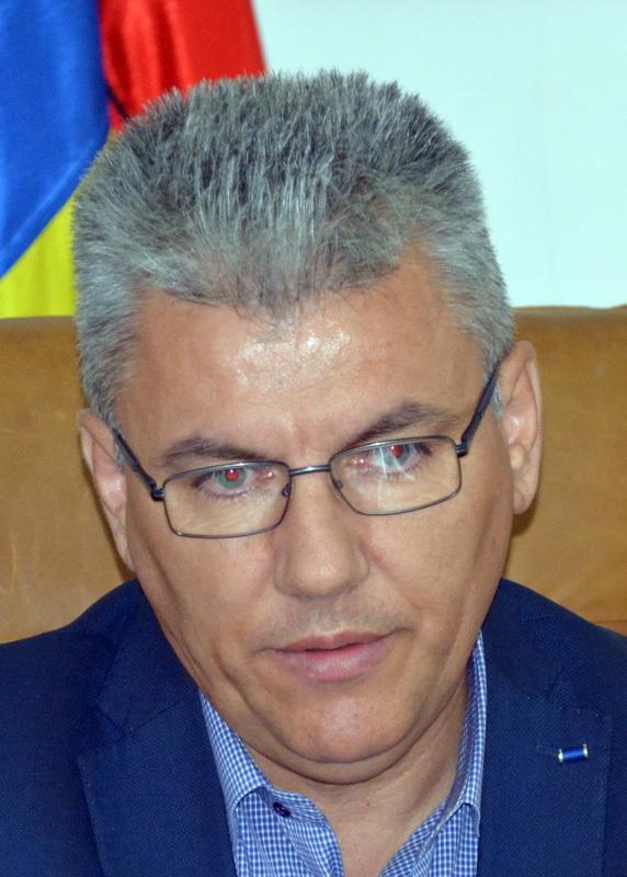 Ioan Deneş, ministrul Apelor