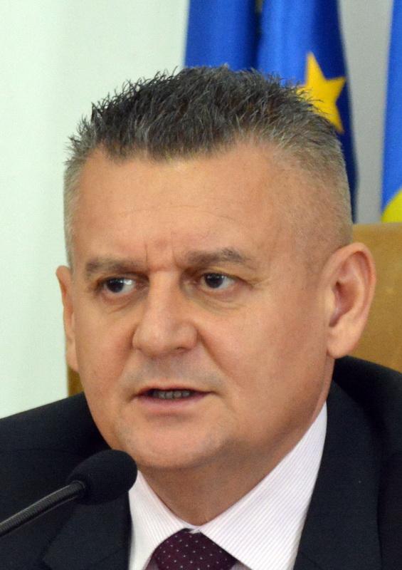 Ioan Mihaiu, prefectul judeţului Bihor