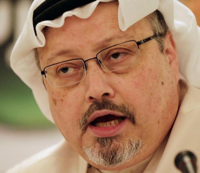 jurnalistul saudit Jamal Khashoggi