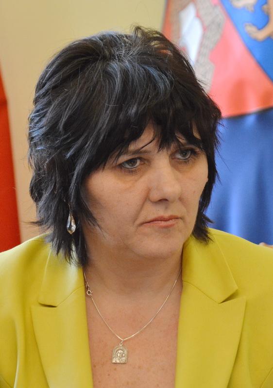 Maria Silaghi, manager Spitalul Municipal Oradea