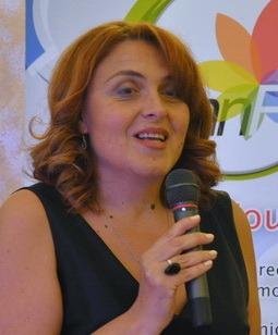 Marinela Baba, președinta Camerei Notarilor Publici Oradea