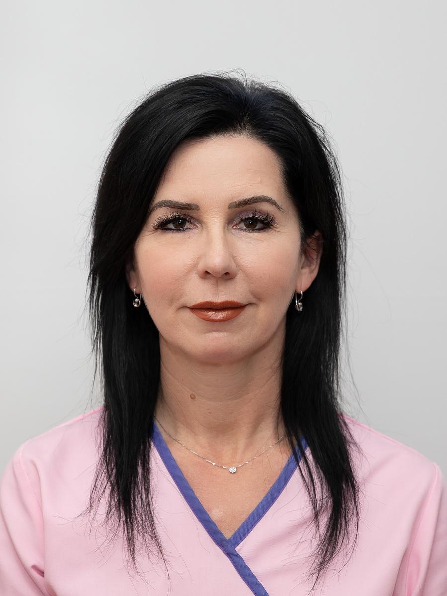 Liliana Moșincat asistenta