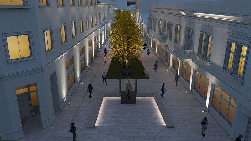 Strada Aurel Lazăr, Oradea