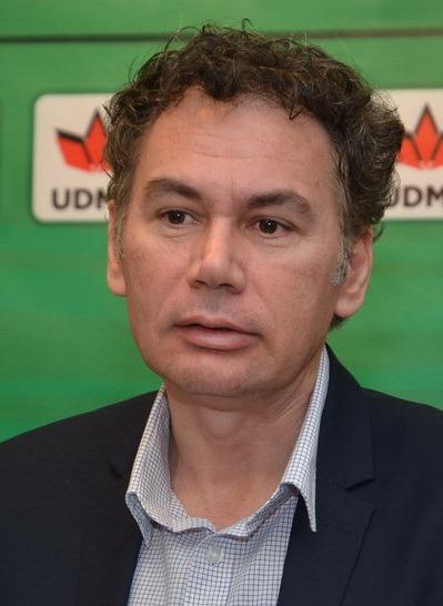 Torok Laszlo, primar Salonta