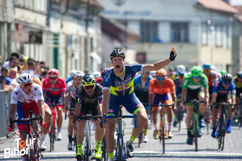 Finish Turul Ciclist al Bihorului