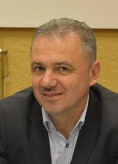 Valentin Vesa, vicepreşedinte AJF Bihor, preşedinte club Vulturul Dobreşti