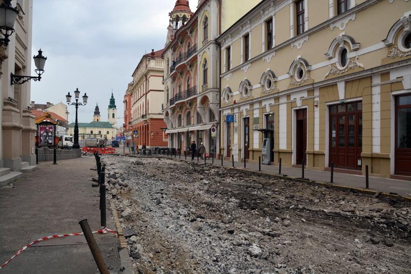 Reabilitare Piaţa Ferdinand Oradea