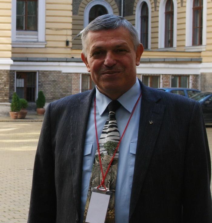 profesorul Vlad Codrea, UBB